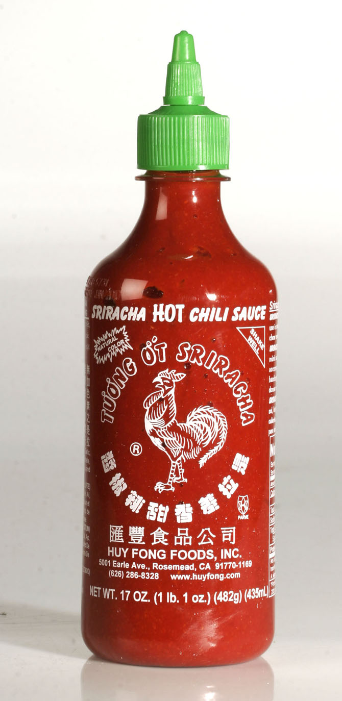 Sriracha: As American as Apple Pie – Pad Thai Too
